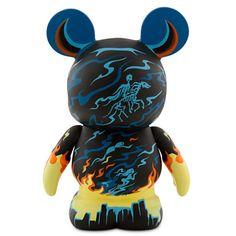 These Vinylmation Fantasia designs are impressive. And, like mice, reproduce quickly. I started with two - JUST TWO - and now I have sixteen.
