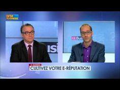 Reputation VIP dans 01 Business sur BFM TV - Cultiver son e-réputation - YouTube