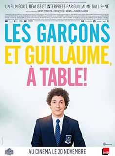 Guillaume Gallienne, Critique Film, Film Le, Paris Match, A Table, Drama Movies, Transgender, I Movie, My Favorite Things