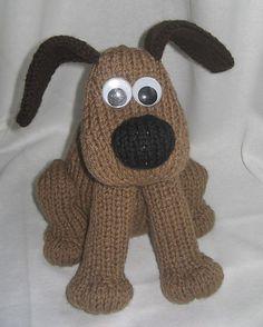 Hund häkeln - stricken