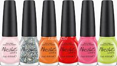 Enamel Girl: Nicole by OPI Disney's Tinker Bell Collection Summer 2013 - Press Release