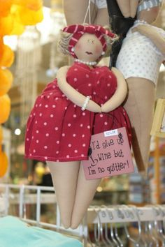 gift shop doll