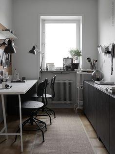 Vi inreder hemmakontoret | IKEA Livet Hemma – inspirerande inredning för hemmet