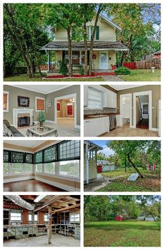 516 N. Woods St. Sherman 75092 $189,000 Vintage home in excellent condition.Nicely remodeled and ready for you to enjoy city living! Rooms are spacious and upstairs bedrooms have ample closet space. Hugh treed back yard, 2 car detached garage plus storage building and basement-workshop with yesterday charm. Front porch plus screened back porch for watching nature. Convenient to Hwy 75 and shopping. MLS#13491768