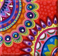 Patterns in Art: How to Add Abstract Patterns to Your Artwork