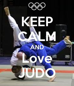 I really love judo #aonajudo #judo