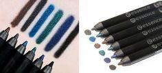 Гелевая подводка в карандаше — essence gel eye pencil waterproof # 02, 03, 04, 05, 06 — Schi88. Ароматы и оттенки — Косметиста