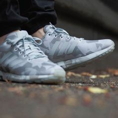 ADIDAS ZX FLUX CAMO #adidas OUT NOW