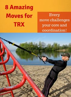 8 Amazing Exercises for Your TRX Workout