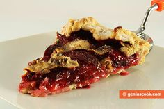 The Plum Galette Recipe   Baked Goods   Genius cook - Healthy Nutrition, Tasty Food, Simple Recipes