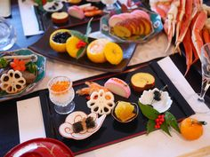 "Japanese traditional new year dish ""osechi"""