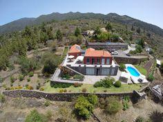 Tijarafe Villa rental: Villa Atlantico