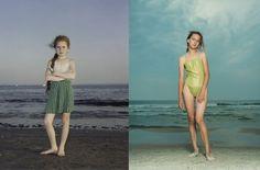 RINEKE DIJKSTRA -strandportretten