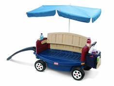 Little Tikes Deluxe Ride & Relax Wagon Kids Child Riding Ride On Toy new play Kids Wagon, Toy Wagon, Toys R Us, Kids Toys, Children's Toys, Best Wagons, Radio Flyer, Little Tikes, Ride On Toys