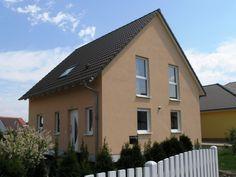 Hausbau satteldach  NEO 110 - Einfamilienhaus von STIMMO Hausbau GmbH | HausXXL ...