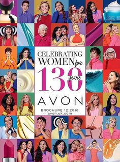 Avon UK Brochure 12/2016 already online. AVON UK introducing special edition Far Away Infinity. Avon celebrating Women for 130 years. It all started with a perfume in 1886. Now, 130 years later, we bring you to latest scent from the Far Away Collection. N