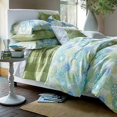 Company Store Serendipity Percale Bedding