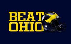 #Michigan #Wolverines #BeatOhio State #PinToWin