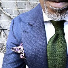 Cravate / Couleurs / Pochette