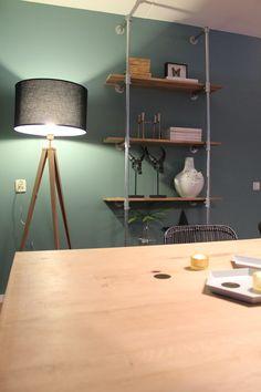 Woonkamer | Living room ✭ Ontwerp | Design Yvet van Riek