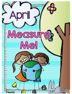 This April - Earth Day, Easter, and Spring themed measurement center is aligned with 1st and 2nd grade Common Core Standards.   Pictures include: Earth, flower, recycle bin, umbrella, boy, butterfly, carrot, chick, bunny/rabbit, tree, wagon, egg.  paid