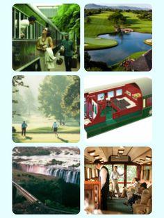 Luxury 10 days #Golf Safaritrip ~!