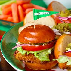 Jalapeño Breaded Chicken SlidersGreat Recipes from FRENCH'S® Foods | FRENCH'S Mustard, Fried Onions, Worcestershire Sauce Products