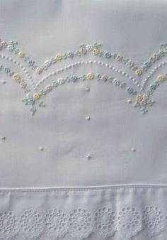 Embroidered Linen
