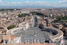 Aussicht vom Petersdom