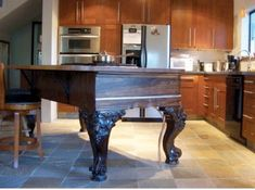 How is this for a DIY This is the back of the beautiful repurposed piano as a kitchen center Island  Part one     Dishfunctional Designs: The Salvaged & Repurposed Piano