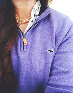 vineyard vines - preppy look for a chilly spring or fall day