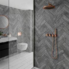 Hago grey stone effect matt wall and floor tile x Grey Wall Tiles, Grey Bathroom Tiles, Wall And Floor Tiles, Bathroom Flooring, Bathroom Wall, Tile For Small Bathroom, Bathroom Ideas, Bathroom Tile Showers, Family Bathroom