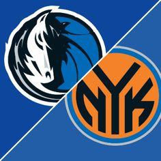 Knicks roll after halftime lineup change, beat Mavs 93-77