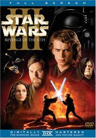 TRISTIAN Star Wars III, Revenge of the Sith DVD