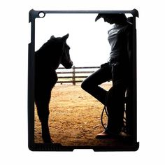 Heart of a Cowgirl 2 iPad 3 Case