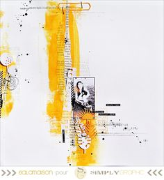 simply graphic: le jaune