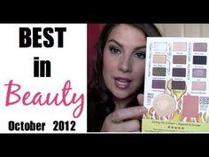 Best in Beauty: October 2012