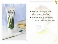 Forever Bright Toothgel, #Forever Living Products, Forever Bright Toothgel, Dental, Bee Propolis, Bee Pollen, Forever Living Products, Aloe Vera, Feel Good, Teeth, Personal Care