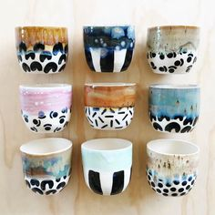 ur Universe cups are a firm favourite!! We're constantly playing and experimenting with new patterns and colours to bring into this fun