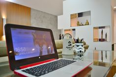 Detalhe Home office | Projeto Unio Arquitetura #unioarquitetura Home Office, Photo And Video, Instagram, Arquitetura, Home Offices, Office Home