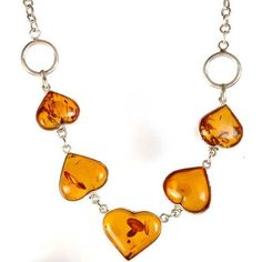valentine jewelry Beautiful Amber