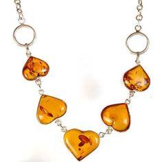 valentine jewelry Beautiful Amber