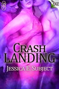Crash Landing - science fiction erotica