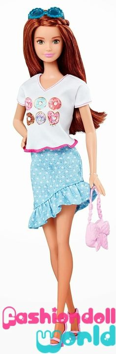 Ken Doll: Barbie Fashionistas, Style & Rock'n Royals 2015
