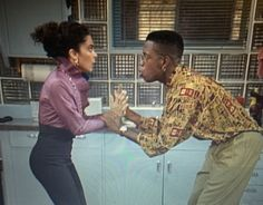 Jasmine Guy as Whitley Gilbert & Kadeem Hardison as Dwayne Wayne | A Different World  (September 24, 1987 - July 9, 1993)
