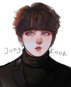 "el título lo dice todo    Pondré la palabra ""hat"" en el titulo para a… #detodo # De Todo # amreading # books # wattpad Jungkook Fanart, Vkook Fanart, Bts Jungkook, Jikook, Cute Ferrets, Boy Face, Korean Art, Bts Drawings, Bts Chibi"
