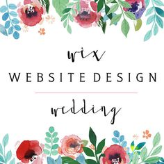 Are you ready for a beautiful website that represents you and your upcoming wedding, then you've come to the right place!  Have a central place for guests to reregister, choose their meal, find accommodations, and more....    I make the processes super easy. You and I will work together to create the perfect design, that is functional and easy to use! The best part is that you don't need a web designer to maintain your website once I'm finished. You can upload your own files, change images…