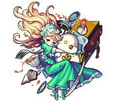 MMA Monster Strike, Fantastic Art, Game Design, Game Art, Manga Anime, Character Design, Princess Zelda, Kawaii, Fantasy
