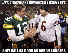 Packers vs Bears memes