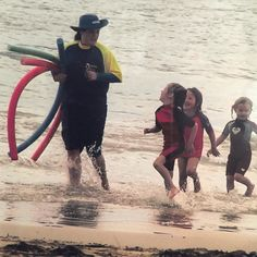 #tbt to the summer I taught swimming at #Anglesea for #vicswim. These little kids were so funny and I even got mistaken for the pirate from the wiggles! by peta33 http://ift.tt/1KosRIg